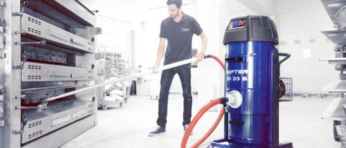 сайт клинингового оборудования HEFTER