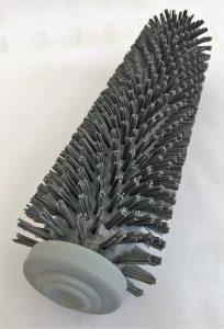 brush gray - серая щетка для поломоечной машины Turnado 35