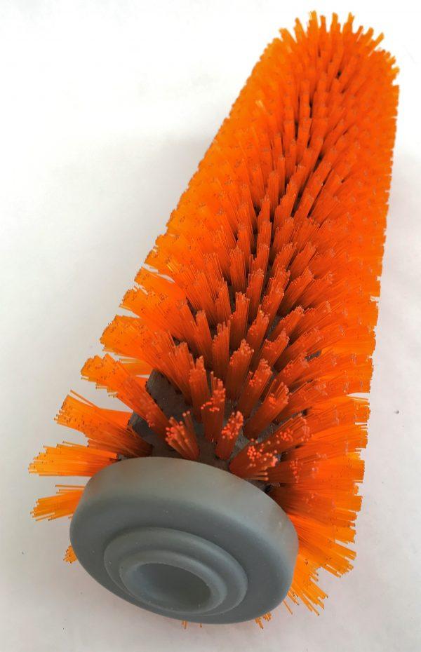 brush orange - оранжевая щетка для поломоечной машины